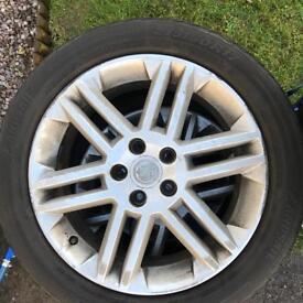 Vauxhall 5 stud Sri alloys