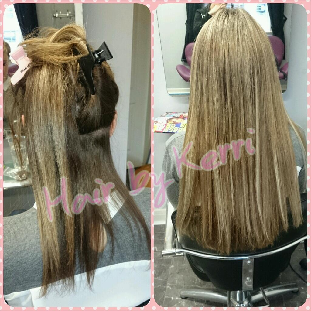 Hair Extensions Midlands 100