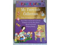 First readers fairytale collection