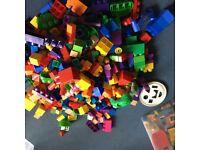 Large amount of Mega blocks
