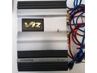 Alpine V12 1/2 Channel Power Amp MRV-T407