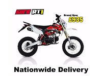 KURZ RT1 125 Road Legal Pit Bike - CBT Learner Legal - Pitbike - Stomp - Nationwide Delivery £99