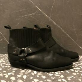Neiman Marcus Chelsea Boots
