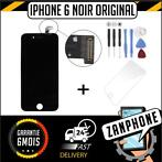 ECRAN IPHONE 6 NOIR ORIGINAL APPLE + VITRE TACTILE