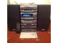 Kenwood Compact Hi-Fi System