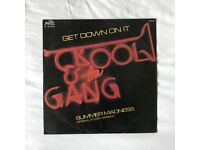 Vinyl Kool and the Gang - Get down on it