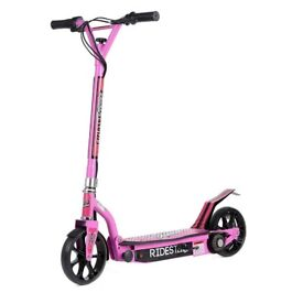 RideStar Electric Scooter - Pink (Brand New, Unused, Still boxed).