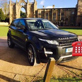 Range Rover Land Rover Evoque 2012 4x4