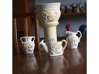 Set of jugs for diffrent things