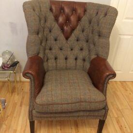 Harris Teewd Chair
