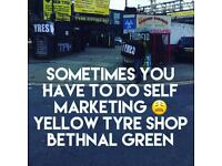 Tyres From £30