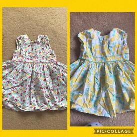 Next dresses 12-18months