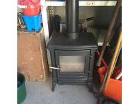 Nestor Martin Stanford 13 multifuel stove