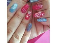Acrylic nail Hand models needed