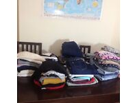 Huge Joblot Of 100 Women's Clothes