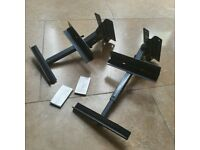 Speaker wall brackets (Adjustable / pair)