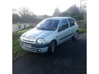 Renault CLIO 1.6 Very clean tidy car used daily.