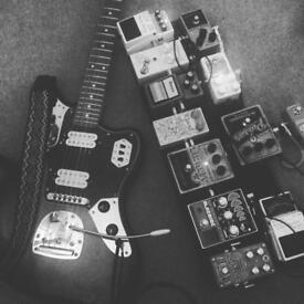 Garage/psych/alt guitarist looking to start something new