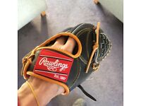**As new Rawlings Baseball Glove (bought in Japan)**
