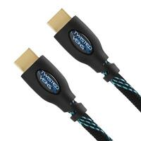 6ft High Speed Twisted Veins 3D 1080p HDMI Cables