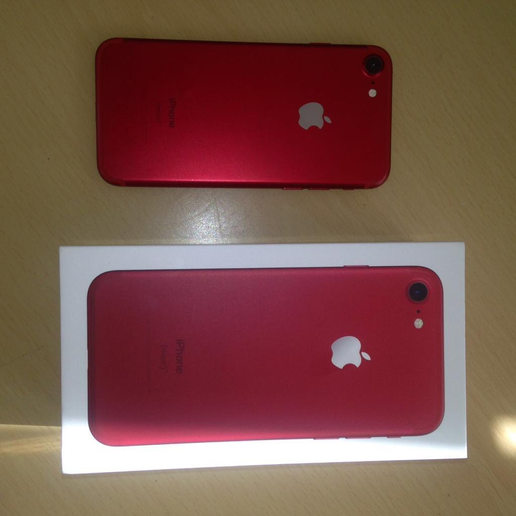 iPhone 7 Special Edition Red