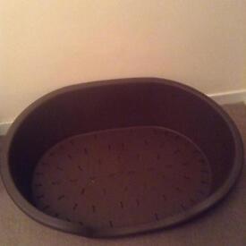Large Dog Basket