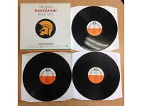 Trojan Rastafari 3 x LP box set - super rare reggae vinyl