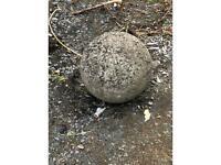 Atlas stone 80kg sold