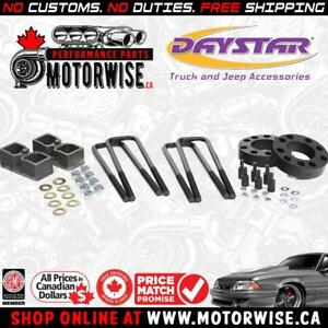 "Daystar 2"" Lift Kit for 2014 to 2018 Chevrolet Silverado and GMC Sierra 1500 