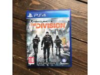 PS4 game : The Division