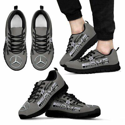 Mercedes AMG - Men's Sneakers - Top Men's shoes - Best gift for (Best Sneaker Shoes For Men)