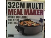 NEW Your Kitchen, 32cm Meal Maker