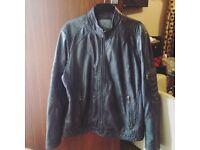 Lakeland fine leather men's jacket never worn