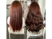 100% human remy hair extensions, Nano, Micro, celebrity weave