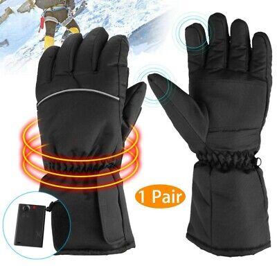 2 prs Andevan™ Unisex Black cold weather 100/% silk glove liner-biking,Skiing