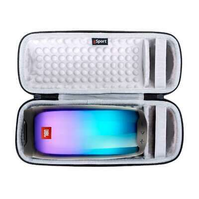 JBL Pulse 4 IPX7 Waterproof Portable Bluetooth Speaker with 360 Color LED and gS