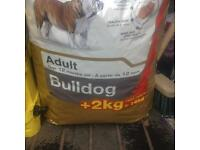 British Bull Dog food 14kg Royal canine.