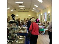 Pangbourne Antiques & collectors Fair LAST ONE BEFORE XMAS 16TH DECEMBER £1.00 ENTRY WITH FREE CUPPA