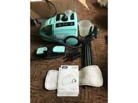 VAX compact steam cleaner