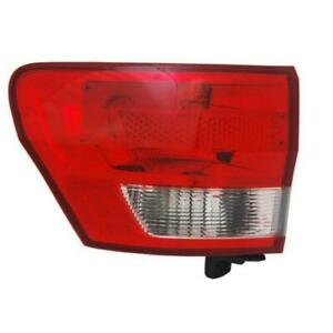 New 2011 2012 2013 Jeep Grand Cherokee Tail Light