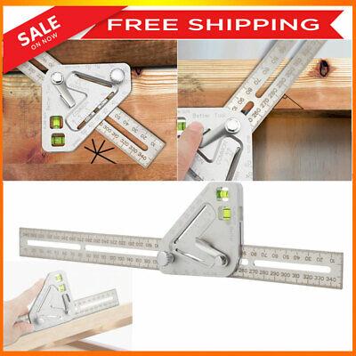 60% OFF! Saker Revolutionary Carpentry Better Tool Measuring Angle