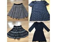 Bundle of women's clothes size 6-8