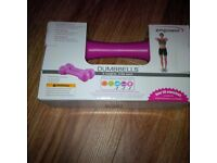 Pink ladies Dumbbells New & other items