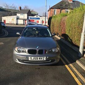 2009 BMW 116i sport 2.0 £5,995