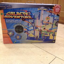 Galactic Adventure Marble Maze UNOPENED