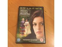 Rachel Getting Married DVD (2009) Anne Hathaway