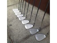 Callaway Big Bertha Irons 3-SW.