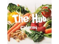The Hub Catering Team