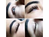 eyelash extensions offer £30