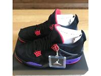 Nike Air Jordan 4 Raptors UK Size 7 for sale